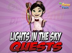 Lights in the Sky Quests
