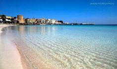 Un caraibico buongiorno da #Mondello  Have a good day from #Mondello   ph Simone Pecorella  #Palermo #yummysicily #sea