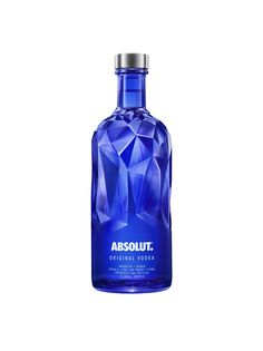 Get the holiday party started with a bottle of Absolut Facet — The Dieline - Branding & Packaging Design