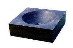 Evier / Lave-Mains en Pierre Bleue 40 x 40 x 12 CM - BS-002 - Plomberie sanitaire chauffage