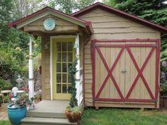 Garden Sheds Seattle millworks custom sheds | storage sheds | playhouses | garden sheds