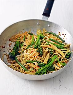 Spicy stir fry noodles - great for a quick midweek meal