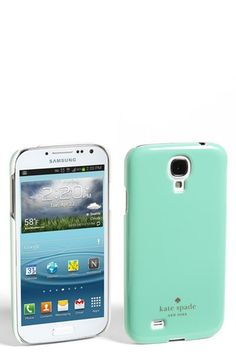 kate spade new york 'solid jewel' Samsung Galaxy S® 4 case available at #Nordstrom