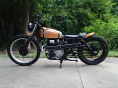 Custom Honda CB360 | Pin it Like Image