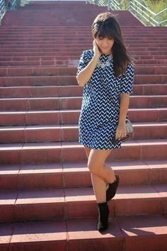 Retro Zara Dress