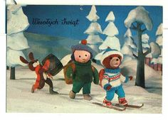 Nalle Luppakorva! One of the favourites as a child!