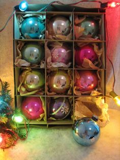 shiny brite 1930s quilted waffle ball glass christmas ornaments shiny bright christmas pinterest glass christmas ornaments christmas ornament and