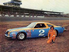 Dale's early days, Racing the high banks of Daytona Daytona Taylor Earnhardt, Dale Earnhardt Jr, Nascar Race Cars, Old Race Cars, Jeffrey Earnhardt, The Intimidator, Oldsmobile 442, Daytona International Speedway, Vintage Race Car
