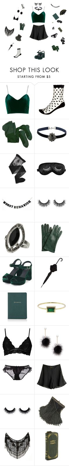 """""""Love Dream"""" by edit-hansson ❤ liked on Polyvore featuring Topshop, Black, Emporio Armani, WALL, J.Crew, Anna Sui, Mimco, Barneys New York, Jennifer Meyer Jewelry and Boohoo"""
