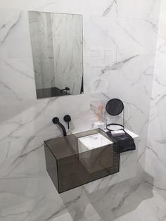 PrimeCollection Calacatta Bodenfliese Weißgrau Marmoriert X - Fliesen weiß grau marmoriert