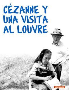 Cézanne + Unha visita ao Louvre en @bnodalourense, Ourense Filmoteca dos luns do @cineclubepf Danièle Huillet, Jean-Marie Straub