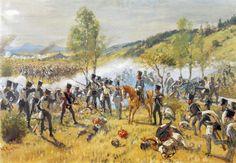 The Battle of Bautzen, May 20-21, 1813
