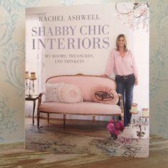 Shabby Chic Interiors I love this book!