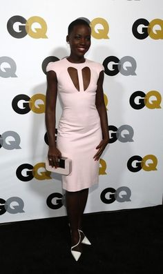 The time she reinvented cutouts with this Cushnie et Ochs dress. | 22 Times Lupita Nyong'o Proved She's A Flawless Fashion Genius