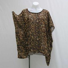 Leopard Print Bolero March 2017