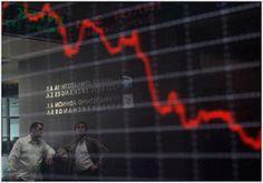 Ελλάδα: «Βουτιά» 6,04% στο Χρηματιστήριο, στα ύψη τα spread στο 1οετές ομόλογο