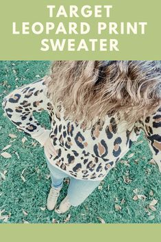 #targetstyle #targetfinds #targetfashion #leopardprint #sweater #sweaterweather #sweatersforwomen #sweaterseason #sweatersstreetstyle #womensoutfits Fashion Group, Only Fashion, Fashion Beauty, Club Fashion, Sweater Weather, Fall Fashion Trends, Autumn Fashion, Club Style, My Style