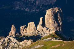 5 Torri, Dolomites.