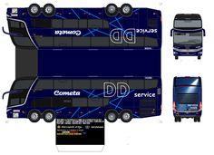 3d Paper, Paper Crafts, Volvo, Mini Bus, Busse, Trucks, Mendoza, Decoupage, Beads