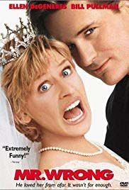 Wrong full hd online Directed by Nick Castle. With Ellen DeGeneres, Bill Pullman, Joan Cusack, Dean Stockwell. A single and lonely woman finds the seemingly perfect man to date, but Hd Movies, Movies To Watch, Movies Online, Movie Tv, Best Tv Shows, Movies And Tv Shows, Dean Stockwell, Bill Pullman, Crazy Ex Girlfriends