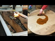 10 Awesome Making Epoxy Resin and Wood! Woodworking Project - YouTube