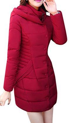476550b7dde Long Overcoat, Puffer Jackets, Winter Jackets, Parka, Hoods, Slim, Cowls,  Cooker Hoods, Down Jackets