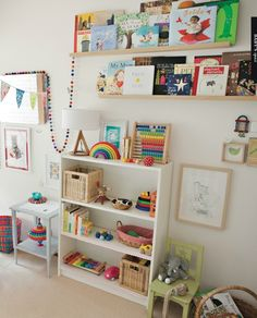 Kids toy room decor the ultimate convenience 00013 ~ Home Decoration Inspiration Ikea Bedroom Storage, Baby Room Storage, Kids Storage, Storage Ideas, Storage Bins, Wall Storage, Baby Bedroom, Girls Bedroom, Bedroom Ideas