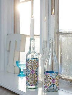 DIY: bottles