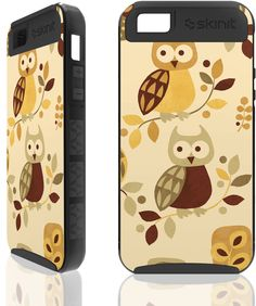 Challis and Roos: Autumn Owls Laptop Decal, Cell Phone Cases, Owls, Good Things, Autumn, Iphone, Halloween, Ideas, Design