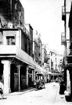 Calles Varias - La Barcelona de antes