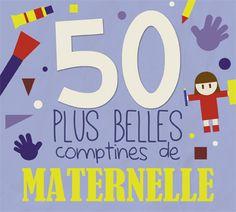 CD, 50 plus belles comptines de maternelle - Coffret 3 CD - Les Editions Eveil et Découvertes