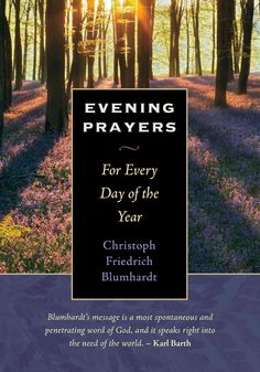 Evening Prayers: For Every Day of the Year
