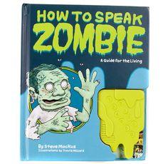 Livro ensina crianças a sobreviverem num mundo infestado de Zumbis - #Zumbis #Literatura