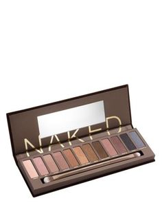 Shop makeup palettes at ULTA. Create a trendy look with an all-in-one palette from ULTA. Top-rated lip, eye and contour palettes also make great gifts! Eyeshadow Brushes, Eyeshadow Palette, Makeup Eyeshadow, Eyeshadow Primer, Drugstore Makeup, Naked Palette, Urban Decay Makeup, Travel Size Products, Makeup Cosmetics