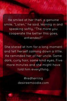 #redherring