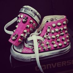 Studded baby converse - where?!