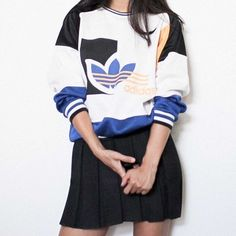 Adidas Retro Sweater
