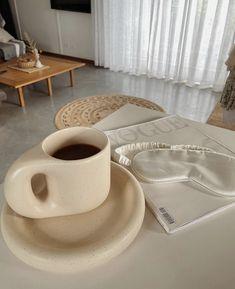 Cream Aesthetic, Classy Aesthetic, Brown Aesthetic, Cafe Rico, Deco Studio, Interior Decorating, Interior Design, Art Deco, Coffee Cafe