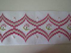 Swedish Embroidery, Hardanger Embroidery, Diy Embroidery, Cross Stitch Embroidery, Embroidery Patterns, Cross Stitch Patterns, Bargello Needlepoint, Bargello Quilts, Needlepoint Stitches