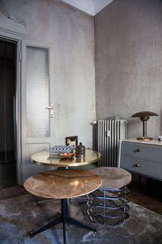 Столы басы салон Мишел Пасини