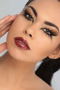 Pretty for Halloween! / make up tips - Juxtapost
