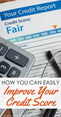 Credit Score Tips: How to Improve Your Score  Pe…