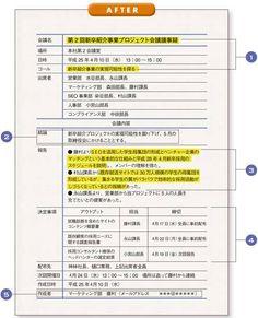 議事録(AFTER)