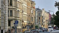 Niedrige Zinsen: Man muss schnell sein - der Wettlauf um Immobilien. Bild: dpa http://www.faz.net/aktuell/finanzen/deutsche-investieren-massiv-in-immobilien-14408727.html