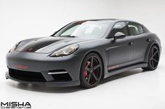 MISHA Designs 2012 Holiday Sale – special Holiday discount on all Porsche body kits!
