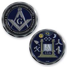 custom mono photo offset printing souvenir coin | Challenge Coins