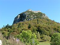 Montsegur: Cathar sites in the Ariège Pyrenees
