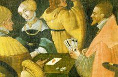 Kartenspieler (Januar) | Flickr - Photo Sharing!