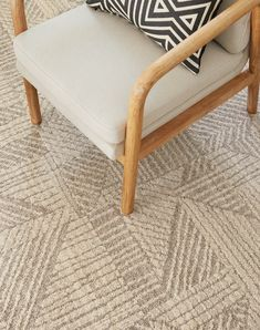 High and low pile heights meet offset angles to create a unique pattern of lines and textures.   Hard Lines - Beige Flor Rug, Smart Styles, Washable Rugs, Beige Carpet, Carpet Tiles, Indoor Air Quality, Design Your Own, Creative Design, Area Rugs