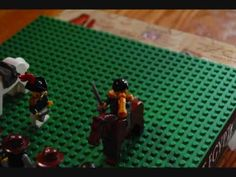 Lego American Revolution Part 1